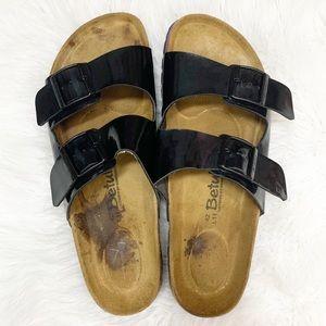 Birkenstock Betula Double Strap Sandal Black 11